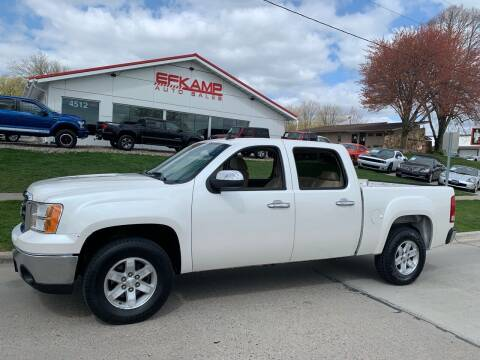 2012 GMC Sierra 1500 for sale at Efkamp Auto Sales LLC in Des Moines IA