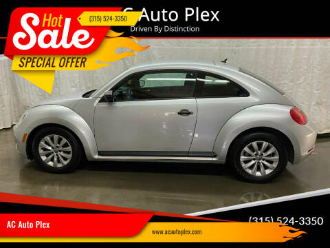 2014 Volkswagen Beetle for sale at AC Auto Plex in Ontario NY
