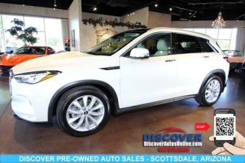 2019 Infiniti QX50 for sale at Discover Pre-Owned Auto Sales in Scottsdale AZ