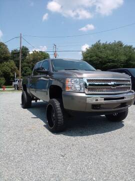 2013 Chevrolet Silverado 1500 for sale at HWY 49 MOTORCYCLE AND AUTO CENTER in Liberty NC