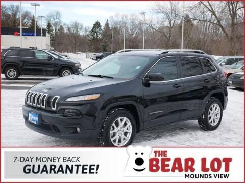 2016 Jeep Cherokee for sale at Rydell Auto Outlet in Mounds View MN