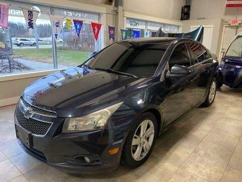 2014 Chevrolet Cruze for sale at Houston Motorz in Nunica MI