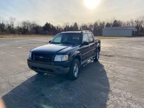 2002 Ford Explorer Sport Trac for sale at Caruzin Motors in Flint MI
