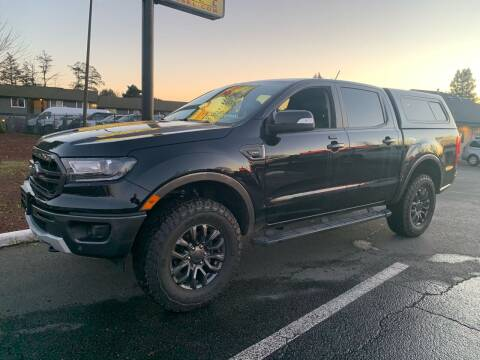 2019 Ford Ranger for sale at South Commercial Auto Sales in Salem OR