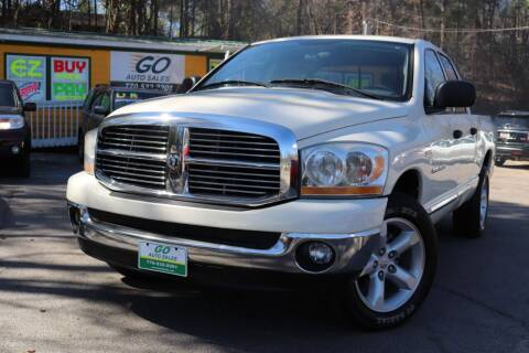 2006 Dodge Ram Pickup 1500 for sale at Go Auto Sales in Gainesville GA