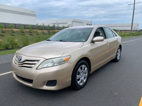 2011 Toyota Camry for sale at Dulles Cars in Sterling VA