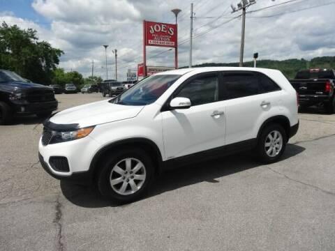2011 Kia Sorento for sale at Joe's Preowned Autos in Moundsville WV