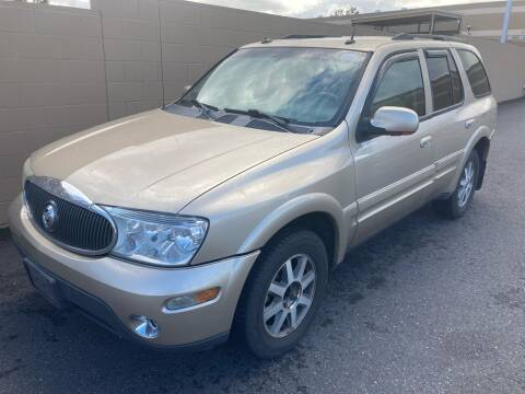 2004 Buick Rainier for sale at Blue Line Auto Group in Portland OR