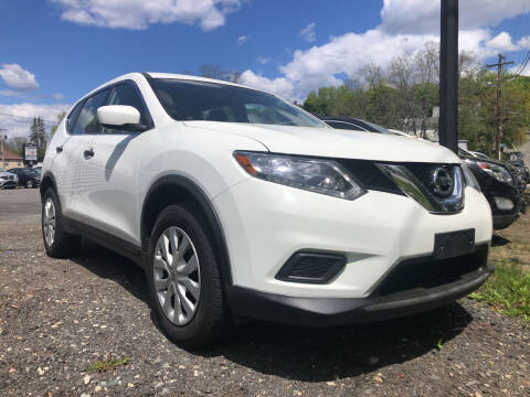 2016 Nissan Rogue for sale at Top Line Import of Methuen in Methuen MA