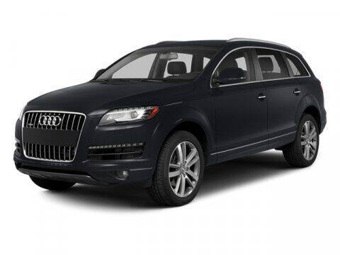 2014 Audi Q7 for sale at City Auto Park in Burlington NJ