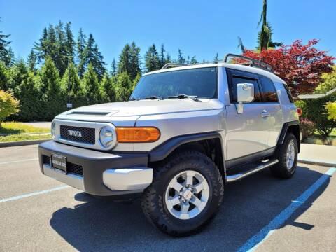 2007 Toyota FJ Cruiser for sale at Silver Star Auto in Lynnwood WA
