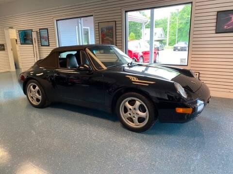 1996 Porsche 911 for sale at Village Auto Sales in Milford CT