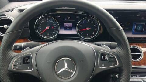 2018 Mercedes-Benz E-Class for sale at BETTER BUYS AUTO INC in East Windsor CT