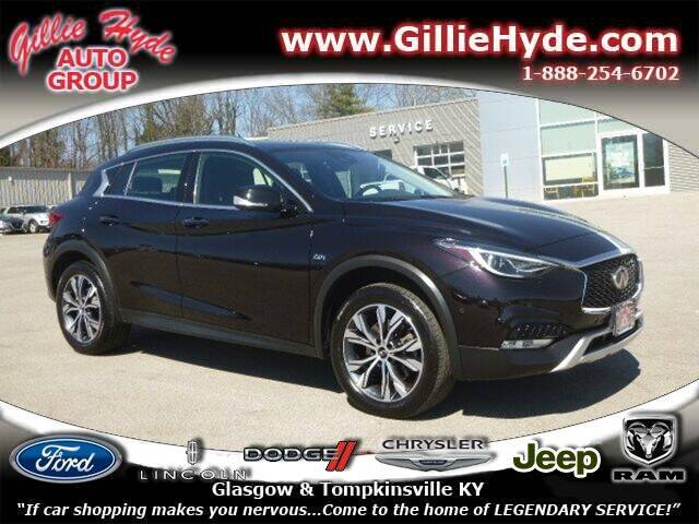 2017 Infiniti QX30 for sale at Gillie Hyde Auto Group in Glasgow KY