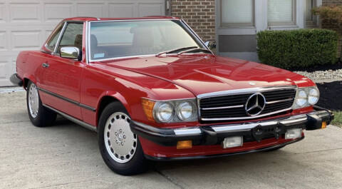 1987 Mercedes-Benz 560-Class for sale at DriveSmart Auto Sales in West Chester OH