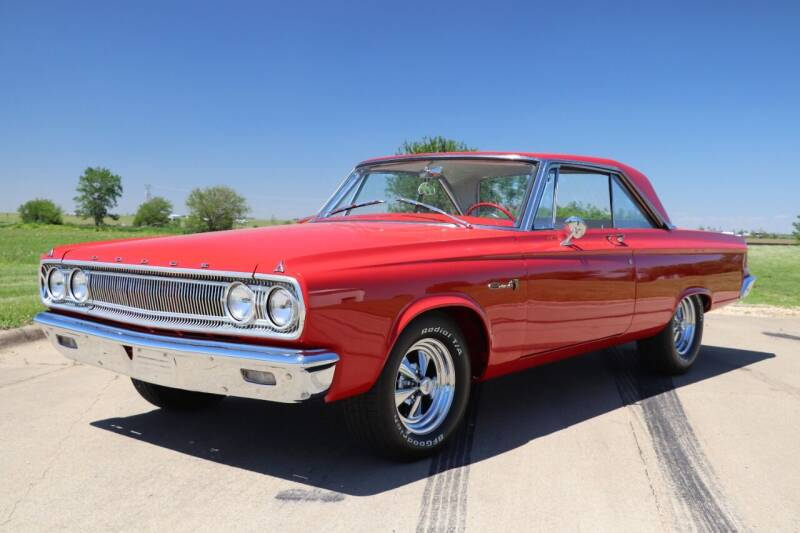 1965 Dodge Coronet for sale in Clarence, IA
