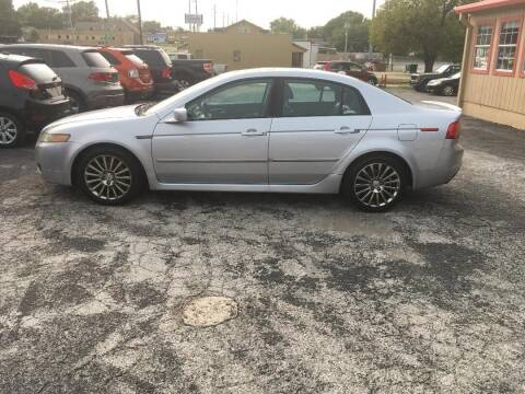 2005 Acura TL for sale at Used Car City in Tulsa OK
