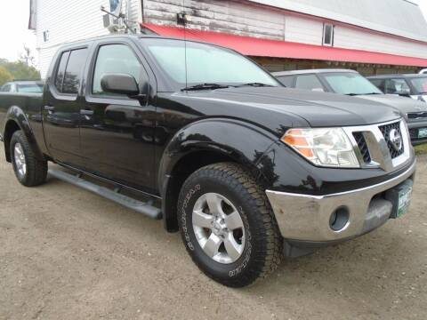 2009 Nissan Frontier for sale at Wimett Trading Company in Leicester VT