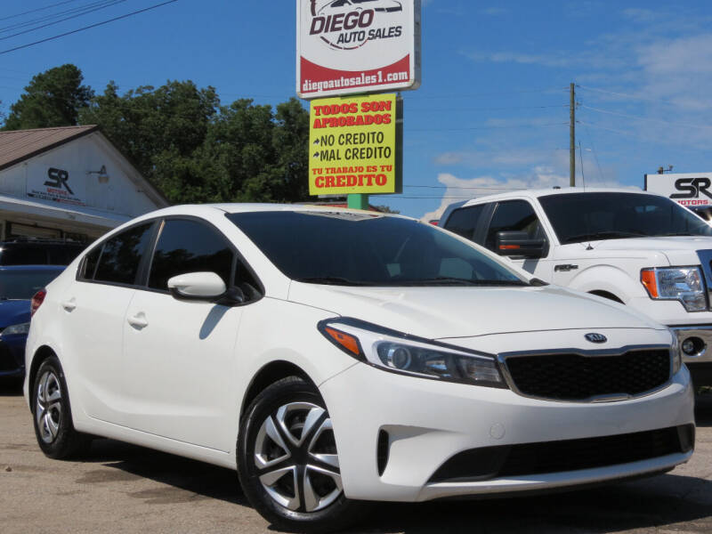 2017 Kia Forte for sale at Diego Auto Sales #1 in Gainesville GA