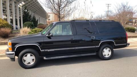 1999 Chevrolet Suburban for sale at M & E Motors in Neptune NJ