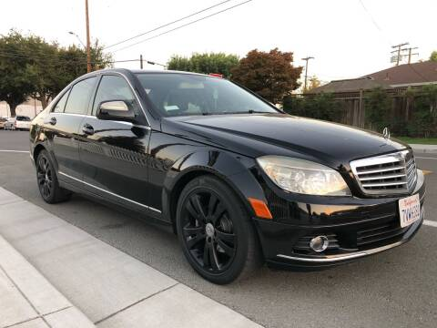 2009 Mercedes-Benz C-Class for sale at OPTED MOTORS in Santa Clara CA