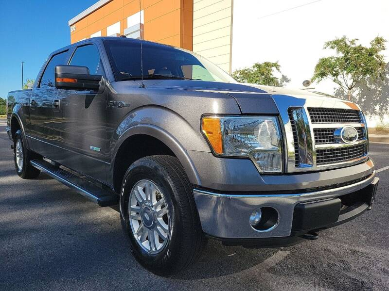 2011 Ford F-150 for sale at ELAN AUTOMOTIVE GROUP in Buford GA