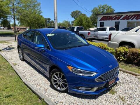 2017 Ford Fusion Energi for sale at Beach Auto Brokers in Norfolk VA