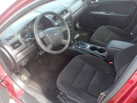 2008 Ford Fusion for sale at Jerry Allen Motor Co in Beaumont TX