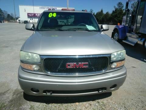2004 GMC Sierra 1500 for sale at AUTOPLEX 528 LLC in Huntsville AL