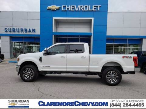 2019 Ford F-250 Super Duty for sale at Suburban Chevrolet in Claremore OK