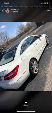 2010 Mercedes-Benz E-Class for sale at Trocci's Auto Sales in West Pittsburg PA