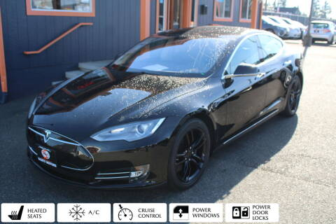 2013 Tesla Model S for sale at Sabeti Motors in Tacoma WA