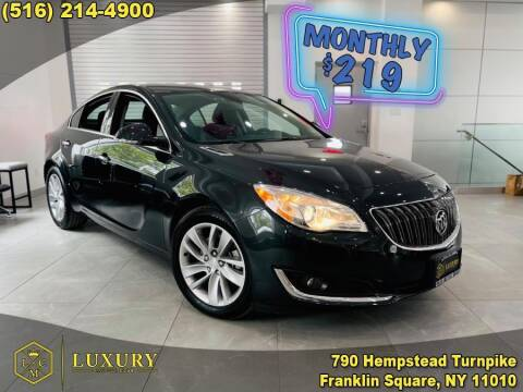 2014 Buick Regal for sale at LUXURY MOTOR CLUB in Franklin Square NY