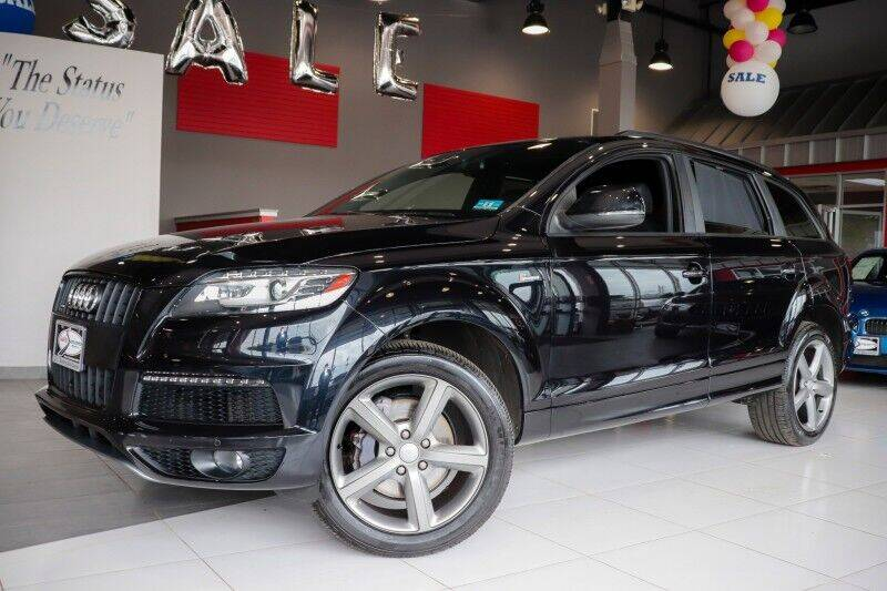 2015 Audi Q7 for sale at Quality Auto Center in Springfield NJ