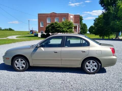 2005 Hyundai Elantra for sale at Dealz on Wheelz in Ewing KY