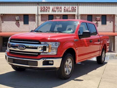 2020 Ford F-150 for sale at Best Auto Sales LLC in Auburn AL