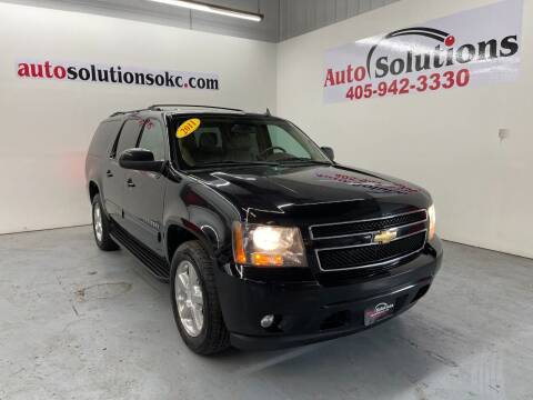 2011 Chevrolet Suburban for sale at Auto Solutions in Warr Acres OK