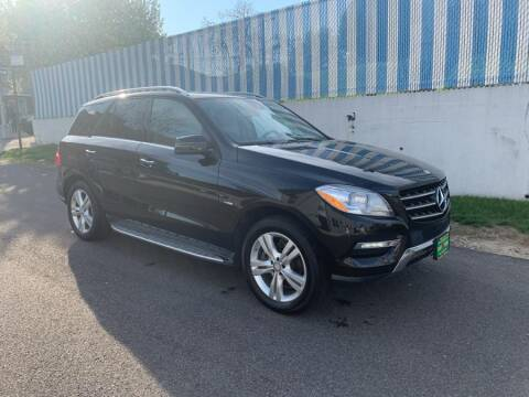 2012 Mercedes-Benz M-Class for sale at Sylhet Motors in Jamaica NY