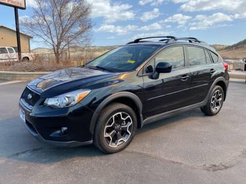 2013 Subaru XV Crosstrek for sale at Big Deal Auto Sales in Rapid City SD