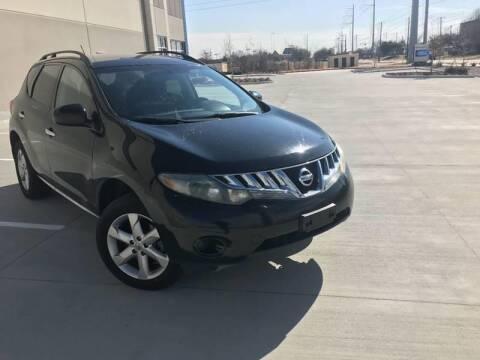 2009 Nissan Murano for sale at Bad Credit Call Fadi in Dallas TX