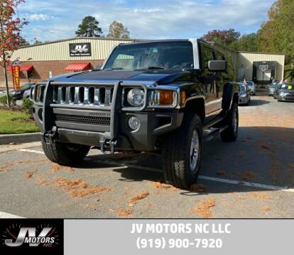 2006 HUMMER H3 for sale at JV Motors NC LLC in Raleigh NC