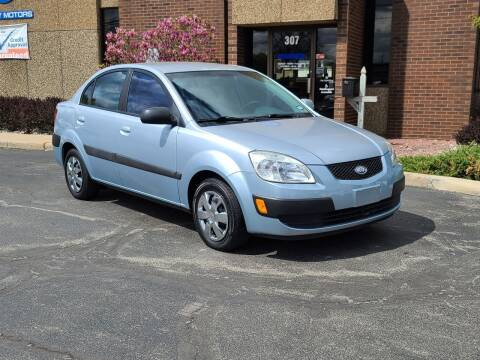 2006 Kia Rio for sale at Mighty Motors in Adrian MI