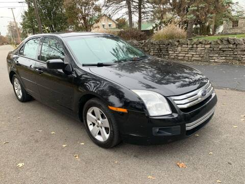2008 Ford Fusion for sale at Via Roma Auto Sales in Columbus OH