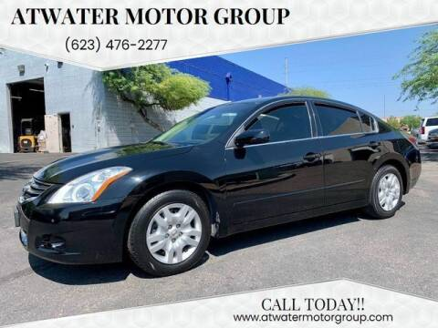 2011 Nissan Altima for sale at Atwater Motor Group in Phoenix AZ