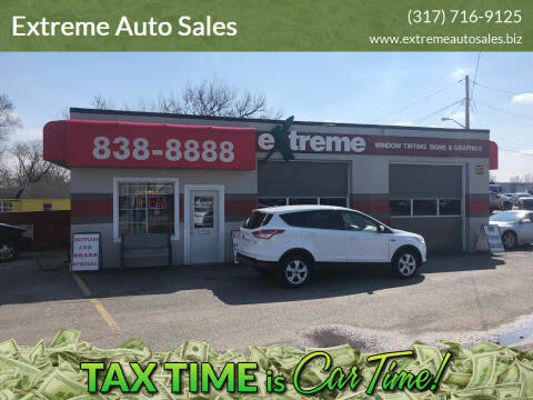 2015 Ford Escape for sale at Extreme Auto Sales in Plainfield IN