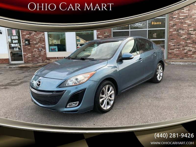 2010 Mazda MAZDA3 for sale at Ohio Car Mart in Elyria OH