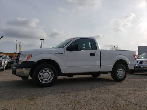 2012 Ford F-150 for sale at LR AUTO INC in Santa Ana CA