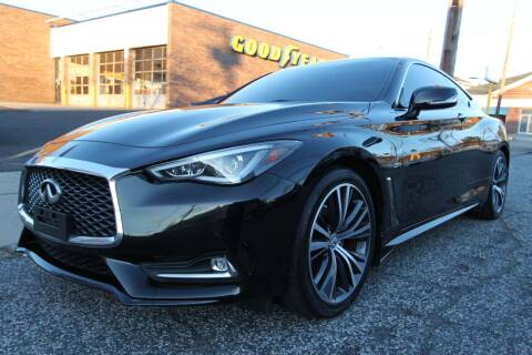 2017 Infiniti Q60 for sale at AA Discount Auto Sales in Bergenfield NJ