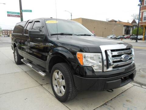 2009 Ford F-150 for sale at Metropolitan Automan, Inc. in Chicago IL