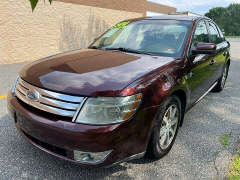 2009 Ford Taurus for sale at Premium Auto Outlet Inc in Sewell NJ